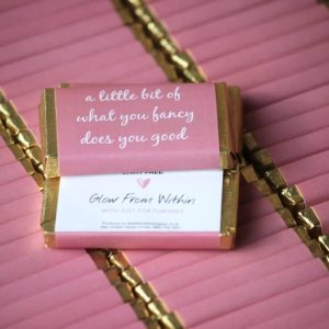 Bespoke Chocolate Wrappers